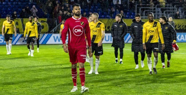 NAC kondigt leegloop aan: zestien spelers vertrekken na Eredivisie-degradatie