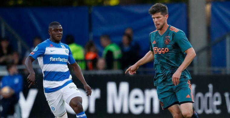 Gerucht in Enschede: FC Twente laat oog vallen op Ajax-'banneling' Matusiwa