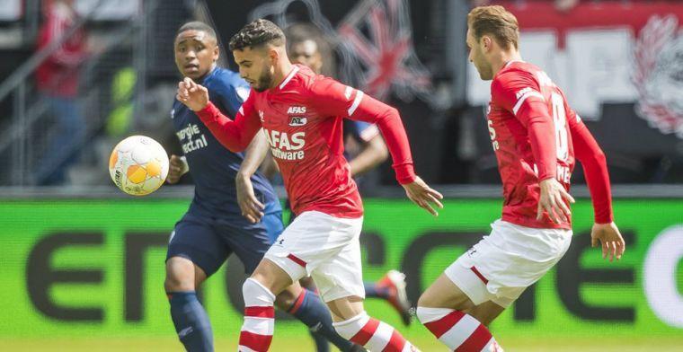 Gerucht uit Alkmaar: Feyenoord heeft vacature en aast op AZ-middenvelder