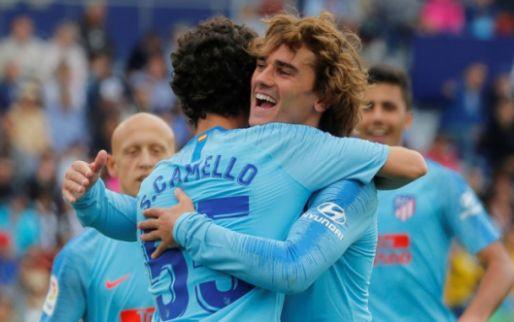 Afbeelding: Valencia naar Champions League, Sevilla en Promes blijven teleurgesteld achter