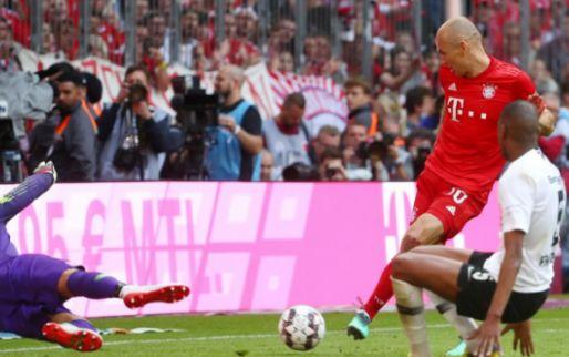 Afbeelding: Bayern München weer Bundesliga-kampioen, Hazard vertrekt in mineur