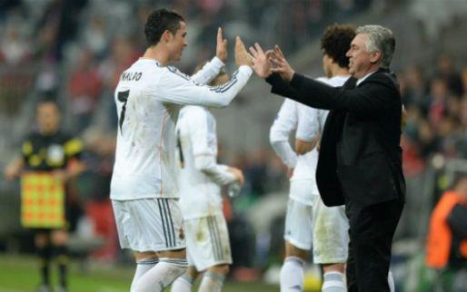 Afbeelding: 'Ronaldo ziet 'favoriete trainer' graag naar Juventus komen na Allegri-breuk'