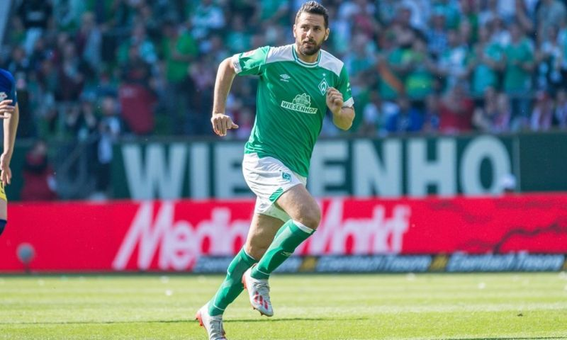 Afbeelding: Werder-legende (40) weet maar niet van ophouden en plakt er nog een jaar aan vast