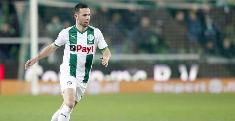 'De Jong-scenario' voor Bruns: 'Dat ik dan Europees voetbal kan mislopen, klopt'