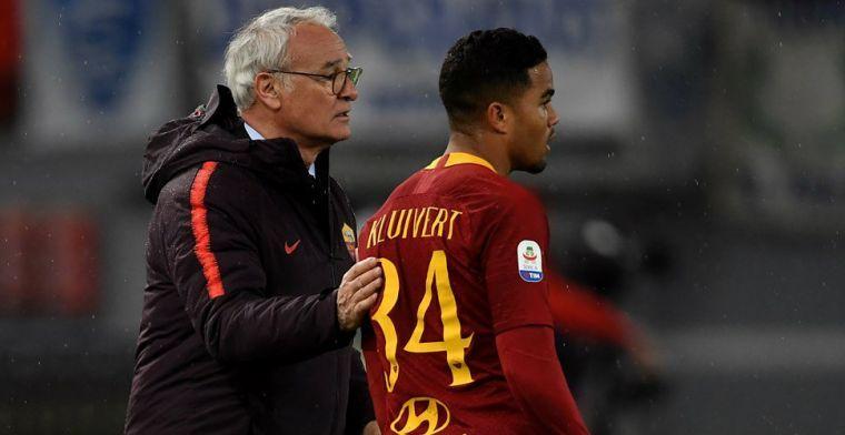 Roma kan CL vergeten na misser Kluivert, Memphis schiet Lyon wel naar miljardenbal