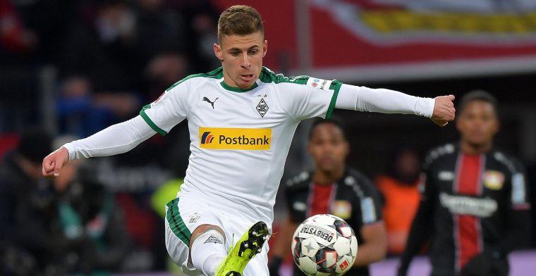 """Hazard zit al met zijn hoofd bij Dortmund: """"Moet me geen zorgen maken"""""""