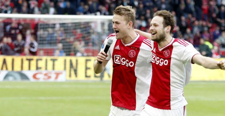 Blind: 'Joël en Lasse pakten dat ook op na Ajax-Spurs, zo kregen we de groep mee'