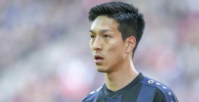Kobayashi blijft mogelijk toch in Nederland: 'Een Eredivisie-club zich gemeld'