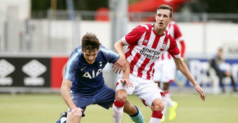 PSV legt opnieuw talent vast: Het hoogtepunt in mijn loopbaan tot nu toe
