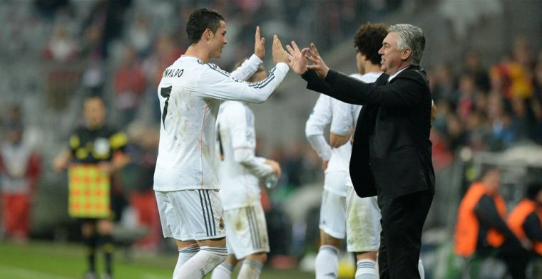 'Ronaldo ziet 'favoriete trainer' graag naar Juventus komen na Allegri-breuk'
