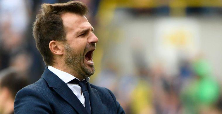'Club Brugge – Antwerp wordt de afscheidsmatch van Ivan Leko'