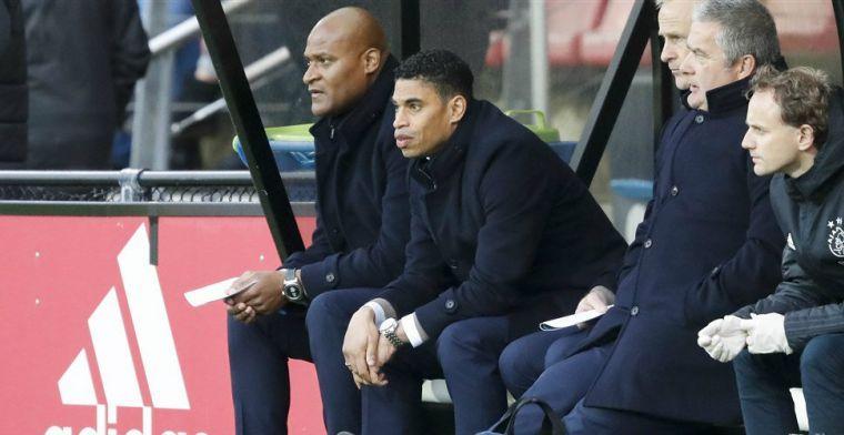 'Ajax renoveert technische staf: Schreuder wordt vervangen door Reiziger'