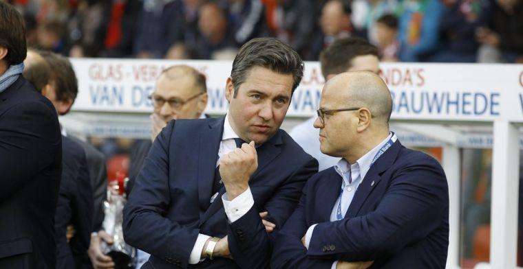 'Club Brugge gaat shoppen op bestuursniveau en haalt sterke man Feyenoord'