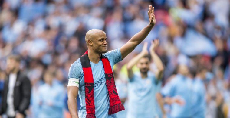 Kompany-nieuws brengt Anderlecht in beroering: 'Welcome home!'