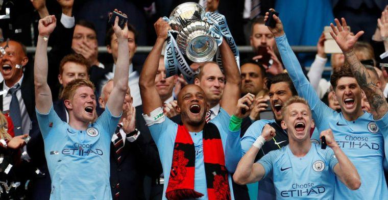 Kompany komt met groot nieuws: Manchester City-tijdperk na elf jaar ten einde