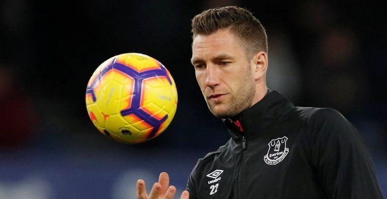 'Everton praat met doelman, Stekelenburg mag ondanks doorlopend contract weg'