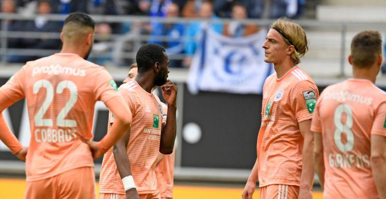 Geen Europees voetbal voor Anderlecht, Gent mag nog hopen