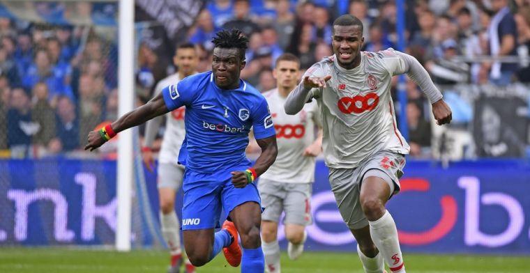 Standard is zeker van Europees voetbal na gelijkspel tegen kampioen Genk