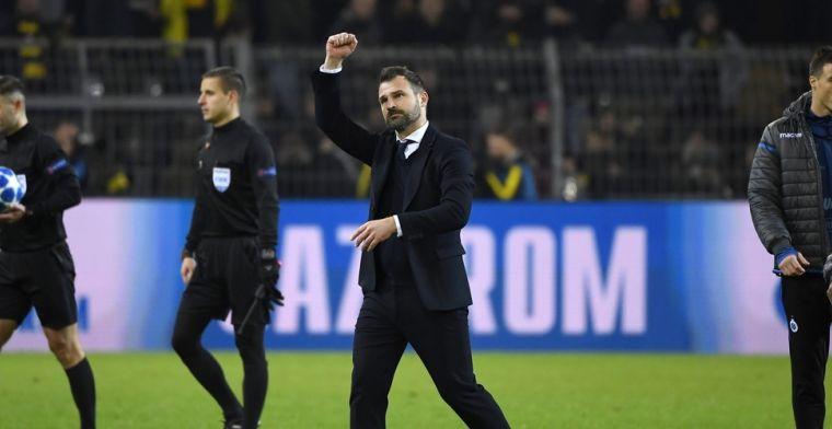 Leko verwezenlijkt droom: 'Kampioen met Club Brugge en winst op Anderlecht'