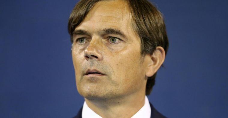 Eindhovens Dagblad: Cocu kan loopbaan inderdaad voortzetten in Spanje