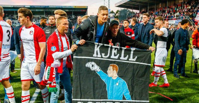 Scherpen gaat bij Ajax werken aan verbeterpunten: 'Standaard minstens een 6,5'