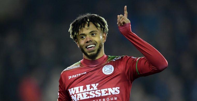 Bongonda neemt afscheid van Zulte Waregem, Belgische topclubs krijgen hoop