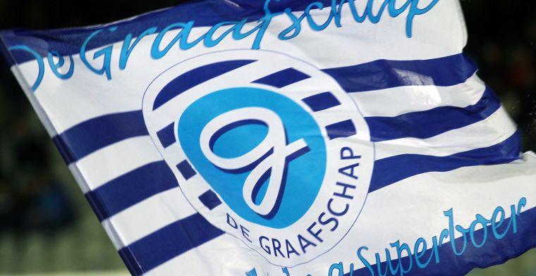 Ajax-hooligans dringen stadion van De Graafschap binnen: 'Niet zien aankomen'