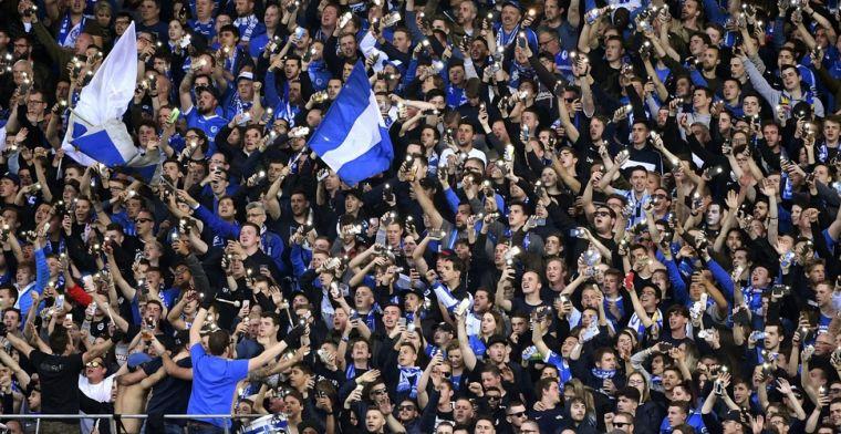 Commotie na afloop Standard - Genk, Limburgse fans viseren Standard en Club Brugge