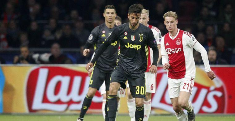 Afgezien van wat er tegen Ajax gebeurd is, was het een goed seizoen voor ons