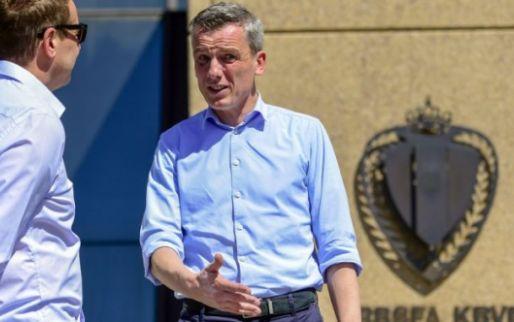 Afbeelding: 'Scheidsrechtersbaas Verbist betaalt gelag voor turbulent jaar en krijgt ontslag'