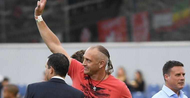 Goots teleurgesteld: 'Daar heeft Antwerp de volledige Play-Offs verknoeid'