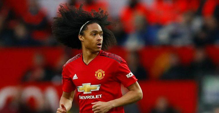 'Manchester United kan Nederlands supertalent Chong stallen in Griekenland'