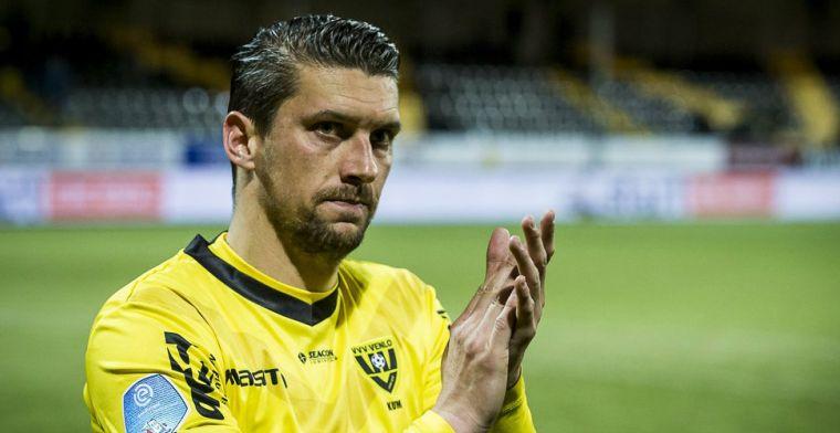 VVV heeft contractnieuws: 'Mooi dat we eruit zijn gekomen, voel me op mijn plek'