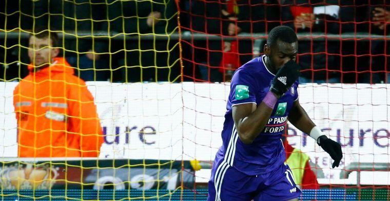 Bolasie neemt afscheid van Anderlecht-supporters in Instagram-post