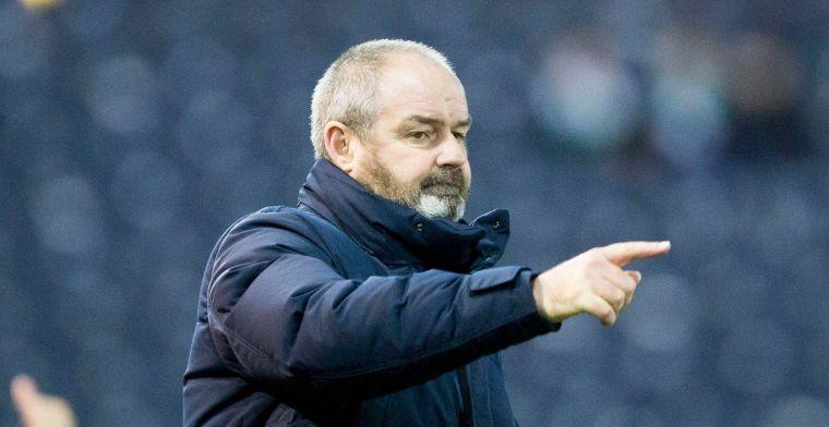 OFFICIEEL: Schotland krijgt nieuwe bondscoach juist voor wedstrijd tegen België