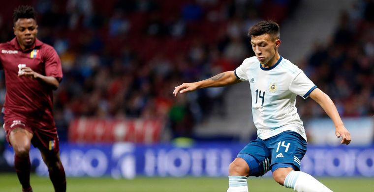 Eerste interview met Martinez: 'Kan toegevoegde waarde zijn voor Ajax'