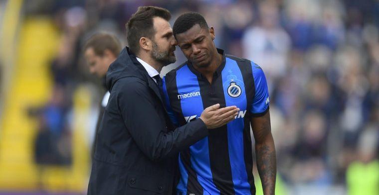 """Transfer Wesley nog niet voor morgen: """"Mogelijk voorbereiding bij Club Brugge"""""""