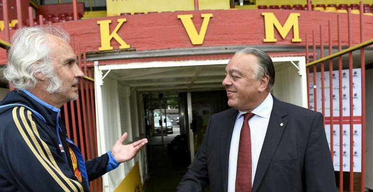 Oorlog tussen KV Mechelen en Beerschot: 'Vuile leugens over Uytterhoeven'