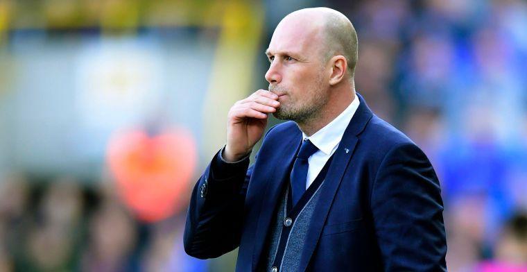 Clement: 'Deze week gesprekken met Genk, Brugge en buitenlandse club'