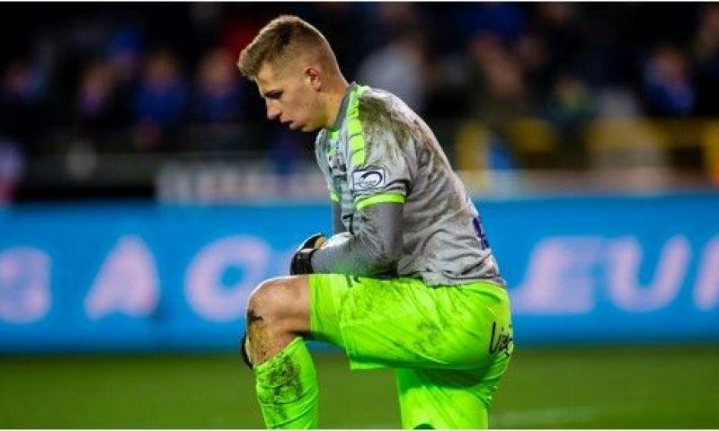 Afbeelding: 'Standard krijgt concurrentie voor Butez, Antwerp springt in dans voor doelman'
