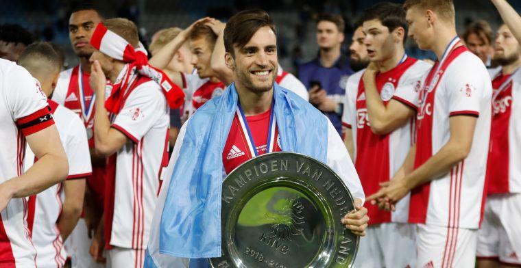 Dikke streep door mogelijk Ajax-vertrek: 'Hebben toezegging gedaan'