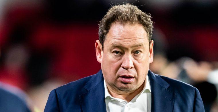 Zes afwezigen, drie vraagtekens voor Vitesse: 'Hoe lastig ook, wij hebben elf man'