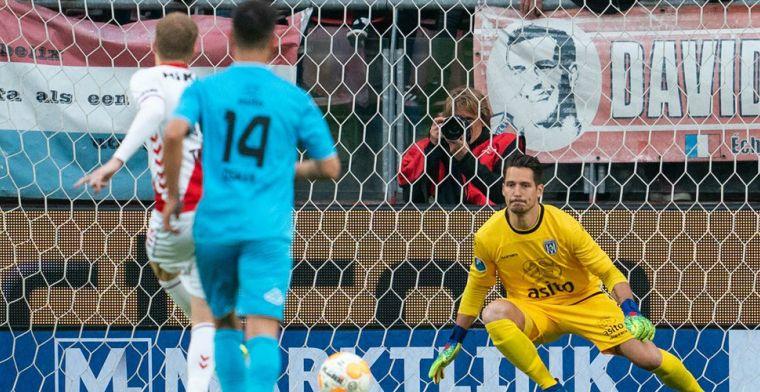 FC Utrecht wacht op ingecalculeerde penalty en bereikt vierde finaleplek op rij