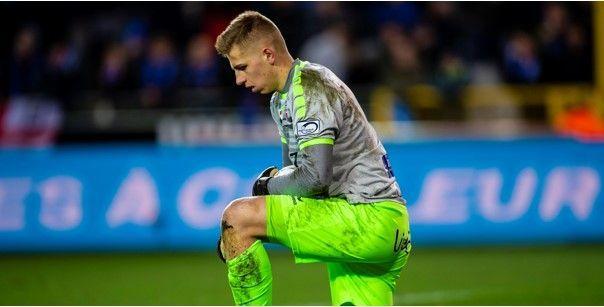 'Standard krijgt concurrentie voor Butez, Antwerp springt in dans voor doelman'