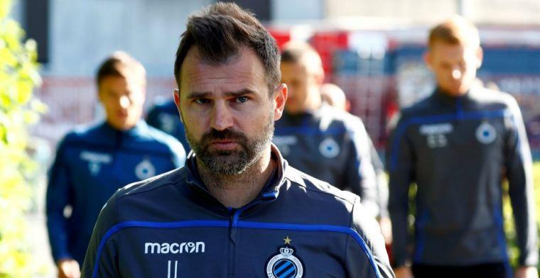 Club Brugge niet verder met Leko: 'Het gevoel dat overheerst is trots'