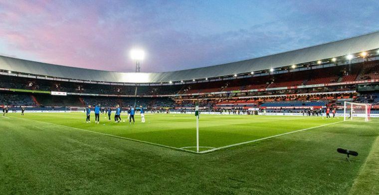 Feyenoord troeft Ajax en PSV af in veldentest, FC Emmen stijf onderaan