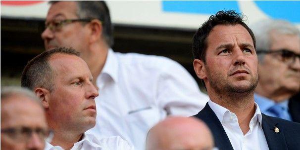 'Bayat en misgelopen Club Brugge-speler oorzaak voor vertrek Renard bij Standard'