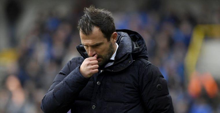 'Ruzie met bestuur is reden voor vertrek van Leko bij Club Brugge'