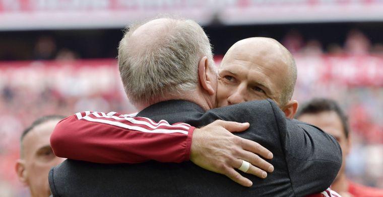 PSV 'logische optie' voor Robben: Goede vriend van Van Bommel