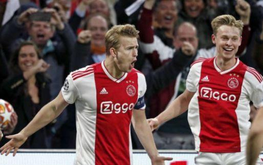 De Ligt siert voorpagina: 'Ajax-captain hakt deze week knoop door over transfer'
